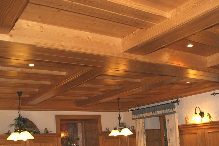 Spann Holzdecken